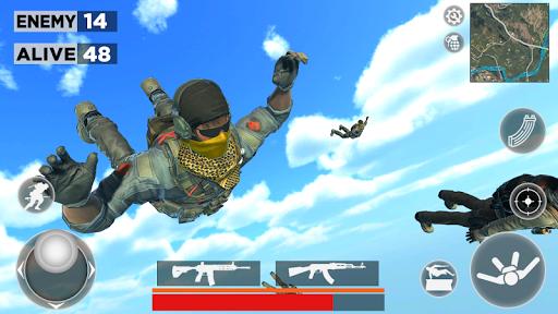 Free Battle Royale: Battleground Survival 2 2