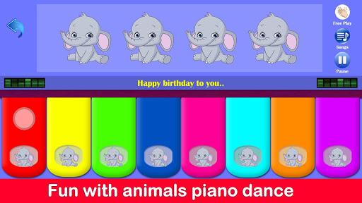 Kids Piano Free screenshots 5