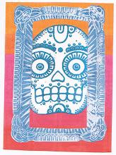 Photo: Wenchkin's Mail Art 366 - Day 118. card 118c