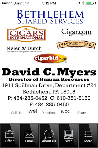 David C Myers