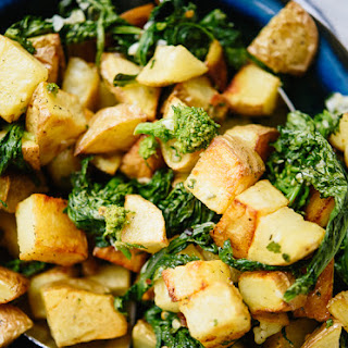 Roasted Potatoes Broccoli Recipes.