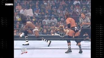 SummerSlam August 26, 2007 Return from Injury Triple H vs. King Booker
