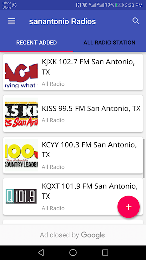 San-Antonio All Radio Stations  screenshots 3