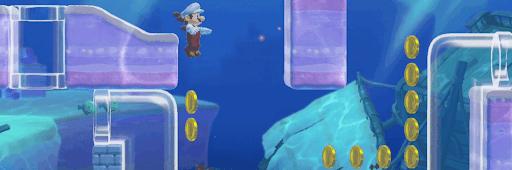 深海の100枚コイン