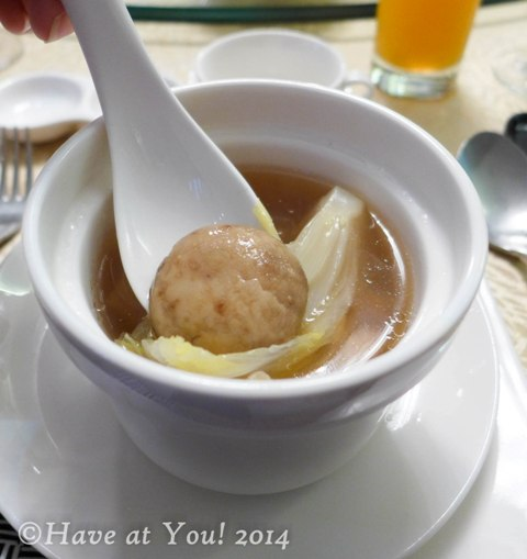 boiled cabbage soup
