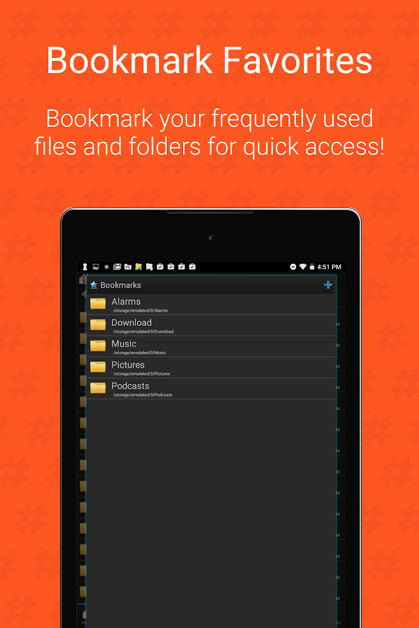 Root Browser (File Manager)- screenshot