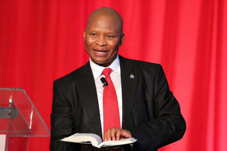 Chief Justice Mogoeng Mogoeng. Picture: SOWETAN