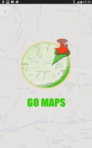 GO Maps for Gojek screenshot 7