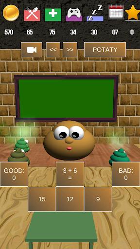 Potaty 3D Classic fond d'écran 1
