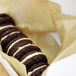 : Peanut Butter Oreo Cookies