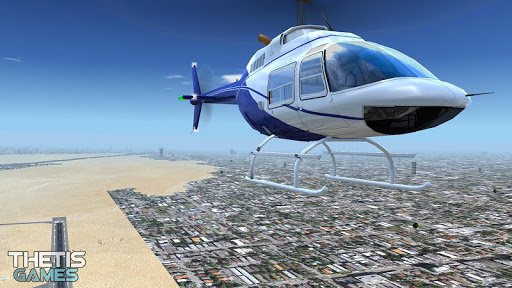 Helicopter Simulator SimCopter 2018 Free 1.0.3 screenshots 10