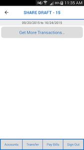 Southern FCU Mobile screenshot 2