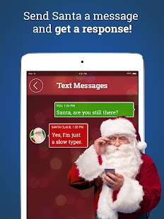 Message from Santa - phone call, voicemail & text - náhled