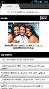 LindenwoodU- screenshot thumbnail