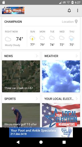 WCIA News App screenshots 2