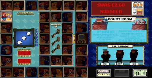 Classic Cops N  Robbers Club Fruit Machine apkdebit screenshots 14