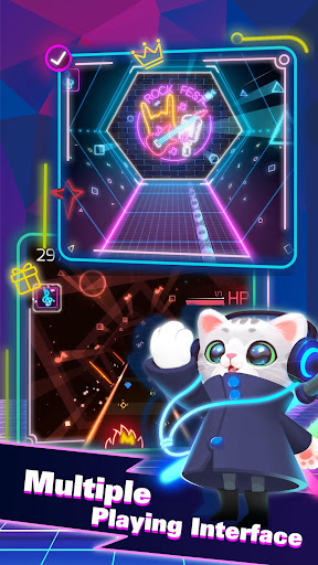 Sonic Cat - Slash the Beats filehippodl screenshot 4