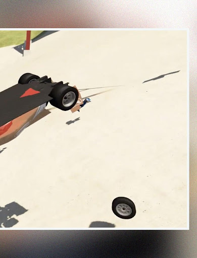 لقطات تجول BeamNG Drive Car Crash 10