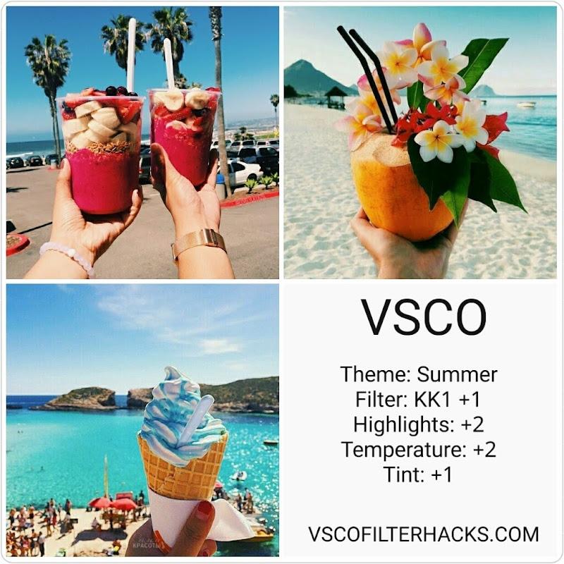 30 VSCO Filters for Summer - VSCO Filter Hacks