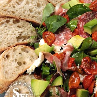 Italian Inspired Spring Salad