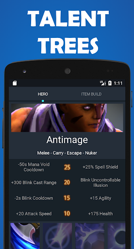 Hero Guide for Dota 2 8.3 androidappsheaven.com 2