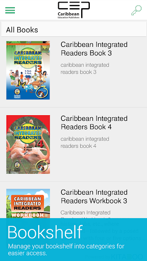 CEP eBooks