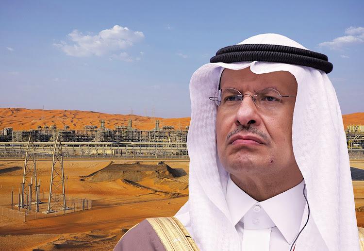 Saudi energy minister Prince Abdulaziz bin Salman. Picture: SIMON DAWSON/BLOOMBERG