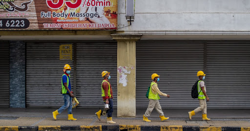 With workers from Bangladesh and India dwindling, companies look to China for manpower