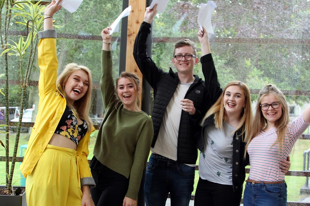 Paston College Excellent A Level Results