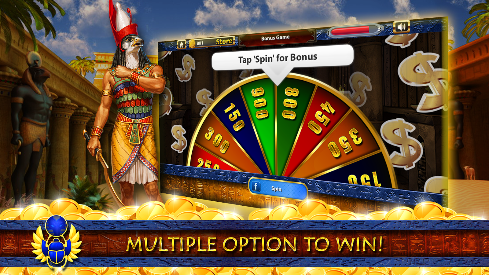 Fantasia Slots - Win Big Playing Online Casino Games