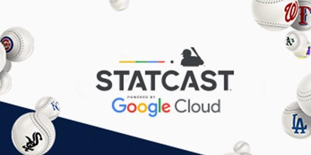 Statcast & Google Cloud Graphic