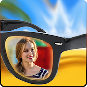 Goggles Photo Frame