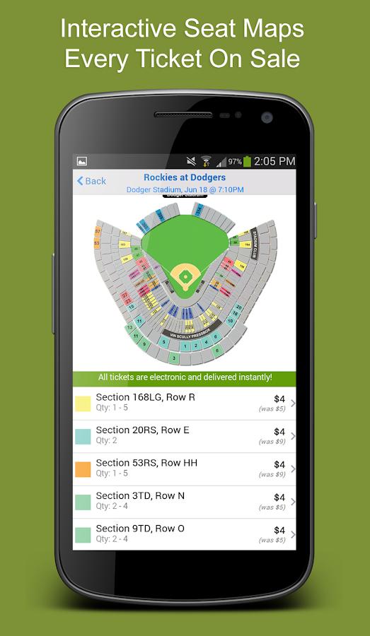 Razorgator Tickets- screenshot