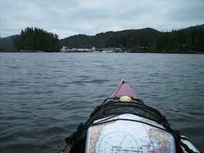 Photo: Approaching Namu.