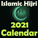 Islamic Hijri Calendar 2021 icon