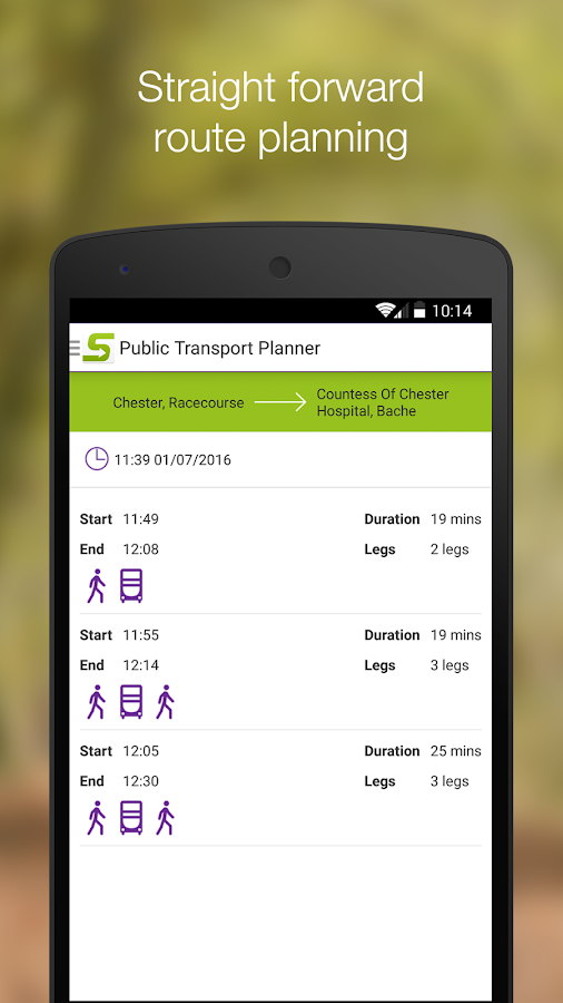 itravelsmart- screenshot