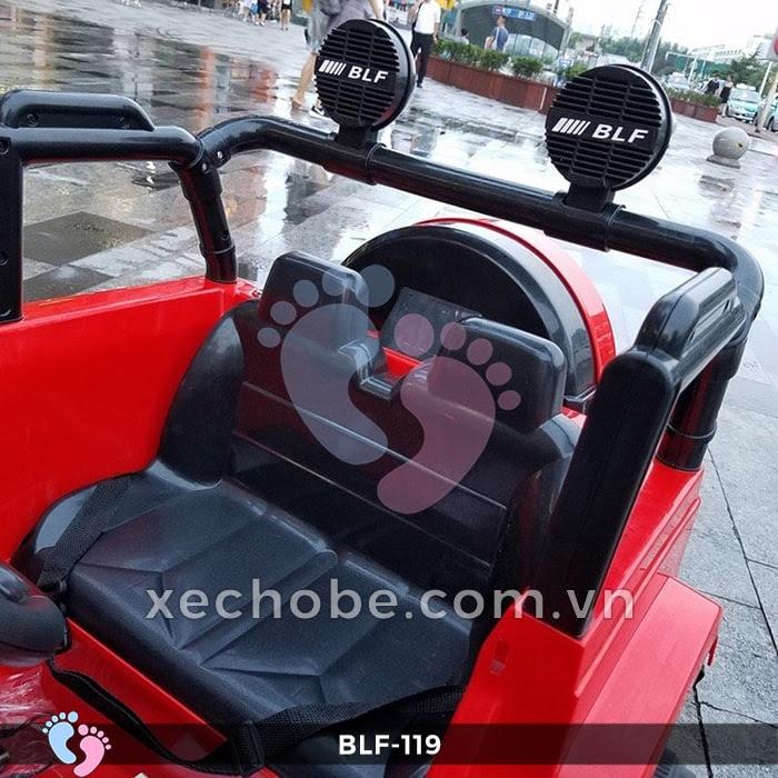 Xe ô tô điện địa hình BLF-119 9