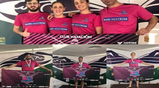 Un gran fin de semana en el Campeonato de Andalucía