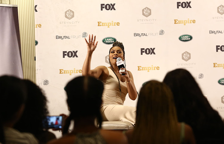 Golden Globe winner, Taraji P. Henson who plays the role of Cookie Lyon on Empire talks about her time in South Africa and her upcoming projects.