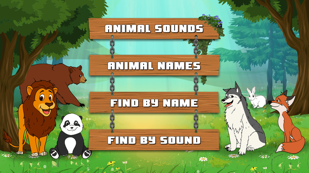 Animal Free Mp3 Download: Animal Sounds Listen & Find