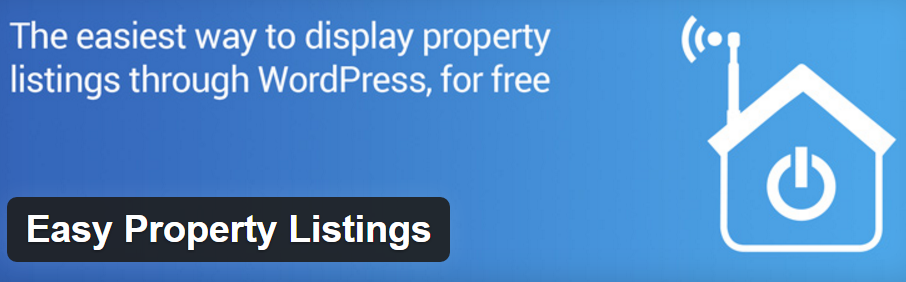 Easy Property listing for wordpress