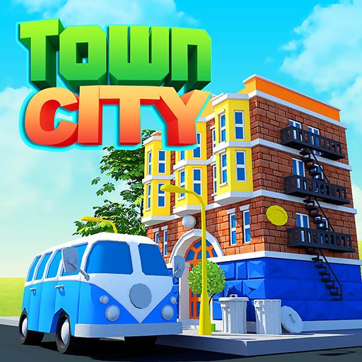 Town City - Village Building Sim Paradise Game 4 U file APK Free for PC, smart TV Download