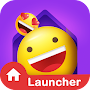 download IN Launcher - Themes, Emojis & GIFs apk