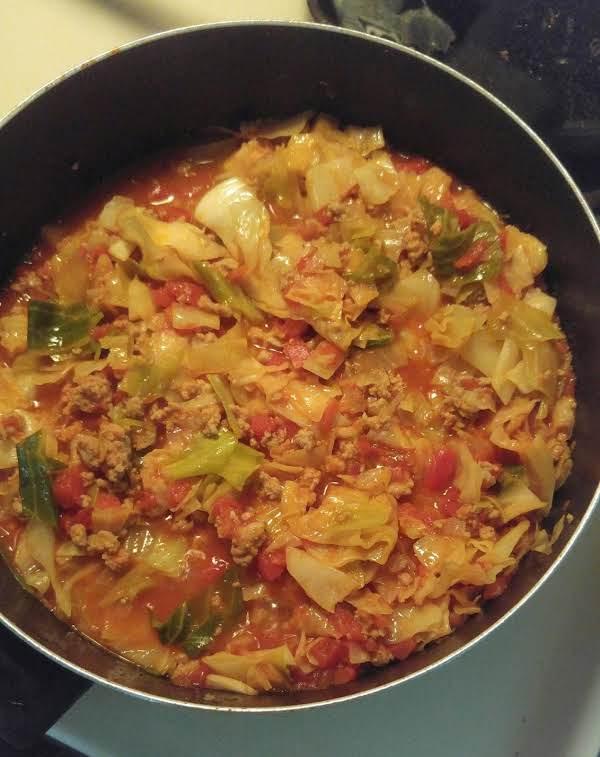 Unstuffed Cabbage Roll Recipe