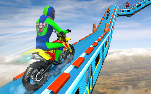 Infinity Bike Stunts: New Racing Game 3D Apk 1