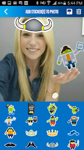 Intel® Selfie App for Android*- screenshot thumbnail