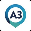 A3 Rastreadores icon