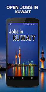 Jobs in Kuwait - náhled