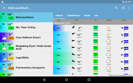 Windfinder Pro Screenshot 18