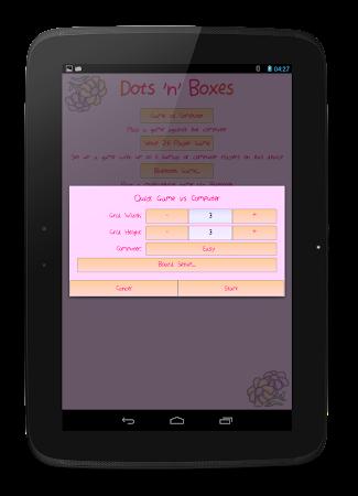 Dots and Boxes / Squares 2.2.0 screenshot 303523
